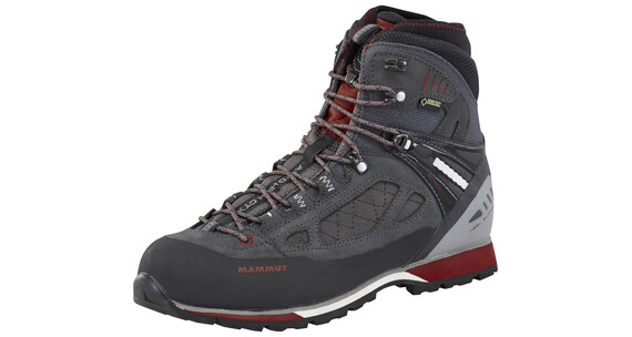Mammut Alto High GTX Shoes Men graphite/inferno